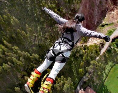 Bungee Jumping + Slingshot 1D
