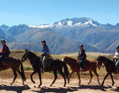 Cabalgata en Maras & Moray