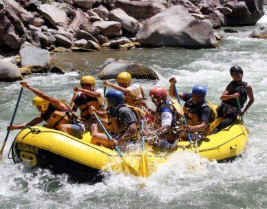 Rafting Río Urubamba 1D