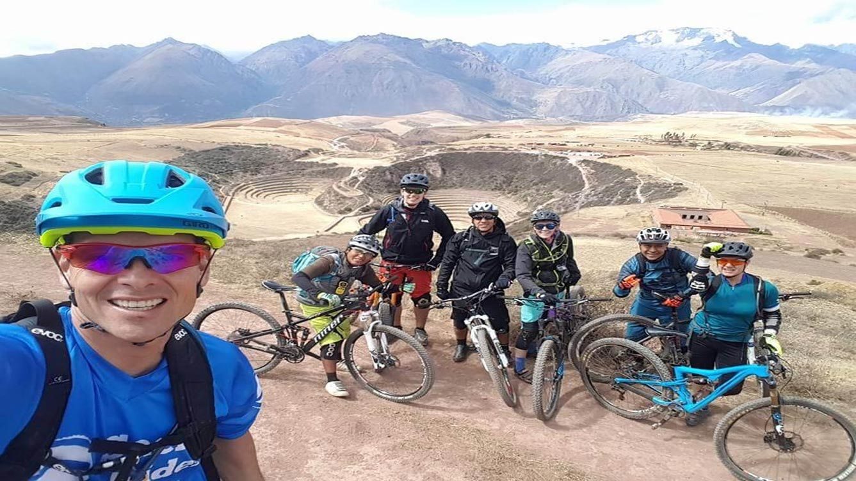 Biking Moray-Valle Sagrado 1D