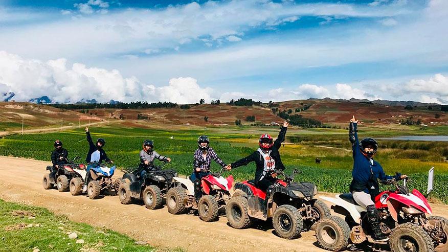 Tour Cuatrimotos + Machupicchu Cusco 6 días